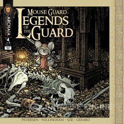 Mouse Guard - Legends of the Guard #04