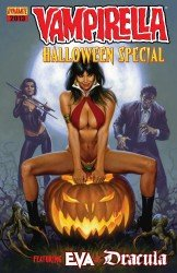 Download Vampirella Halloween Special 2013