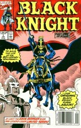 Black Knight Vol.2 #01-04 Complete
