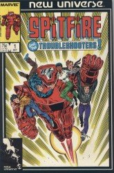 Spitfire & The Troubleshooters #01-09 Complete