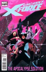 Uncanny X-Force - The Apocalypse Solution #1