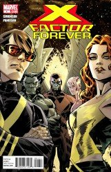 X-Factor Forever #01-05 Complete