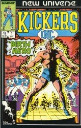 Kickers Inc. #01-12 Complete
