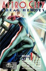 Astro City - Local Heroes (1-5 series) Complete