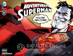Adventures of Superman #27
