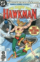 Shadow War of Hawkman #01-04 Complete