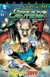 Download Green Lantern Annual #2