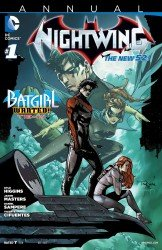 Download Nightwing Annual #1