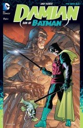 Download Damian - Son of Batman #1
