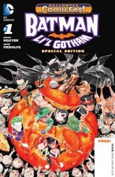 Download Halloween Comic Fest 2013 – Batman – Li'L Gotham Special Edition #1