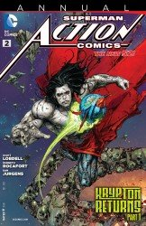 Download Action Comics Annual #2