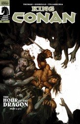 Download King Conan - The Hour of the Dragon #6