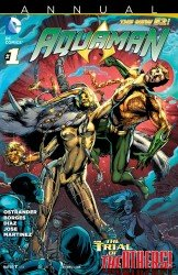 Download Aquaman Annual #1