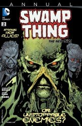 Swamp Thing Annual #2