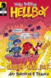 Download Itty Bitty Hellboy #3