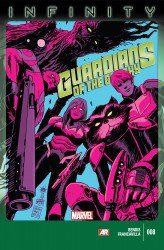Download Guardians of the Galaxy #8