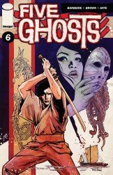 Download Five Ghosts #6