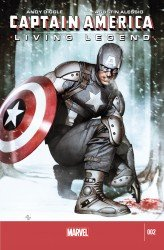 Captain America - Living Legend #2