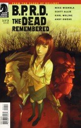 B.P.R.D. - The Dead Remembered (1-3 series) Complete