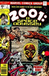 2001 - A Space Odyssey #01-10 Complete