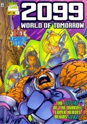 2099 - World of Tomorrow #01-08 Complete