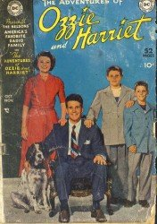 The  Adventures of Ozzie and Harriet (1-5 series) Complete