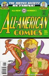 All-American Comics (Volume 2) One-shot