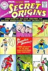 Secret Origins Vol.1 #01
