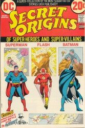 Secret Origins Vol.2 #01-07 Complete