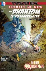Trinity Of Sin - The Phantom Stranger #13