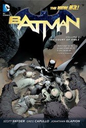 Batman The Court of Owls v1 TPB