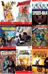 Collection Marvel (06.11.2013, week 45)