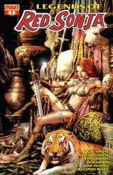 Legends Of Red Sonja #1