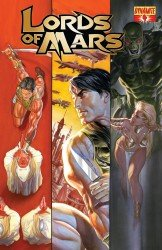 Lords of Mars #4