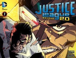 Justice League Beyond 2.0 #07