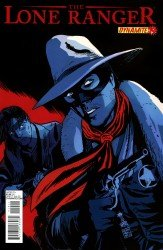 The Lone Ranger #19