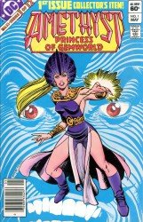 Amethyst-Princess of Gemworld (Volume 1) 1-12 series + annual