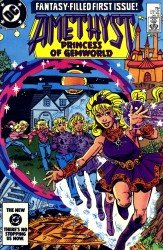 Amethyst-Princess of Gemworld (Volume 2) 1-16 series + special