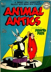 Animal Antics (1-23 series) Complete