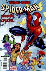 King-Size Spider-Man Summer Special