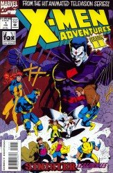 X-Men Adventures Vol.2 #01-13 Complete