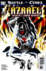 Azrael - Death's Dark Knight (1-3 series) Complete