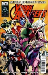 Avengers - The Children's Crusade - Young Avengers