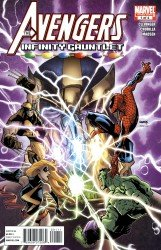 Avengers & the Infinity Gauntlet #01-04 Complete