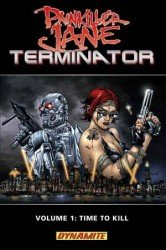 Painkiller Jane vs Terminator