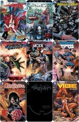 Collection DC - The New 52 (13.11.2013, week 46)