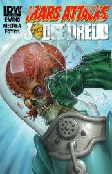 Mars Attacks Judge Dredd #03