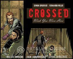 Crossed - Wish You Were Here Vol.3 #21
