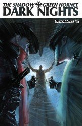 The Shadow - Green Hornet - Dark Nights #05