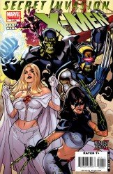 Secret Invasion - X-Men #01-04 Complete